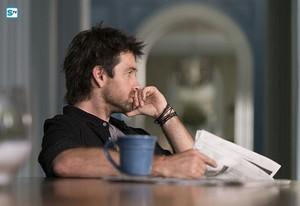 Antony Starr as Garrett Hawthorne in American ゴシック
