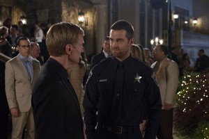 Antony Starr as Lucas hud, hood in 'Banshee'