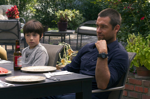 Antony Starr fond d'écran possibly with a tamale and a lunch titled Antony Starr as Lucas capuche, hotte in 'Banshee'