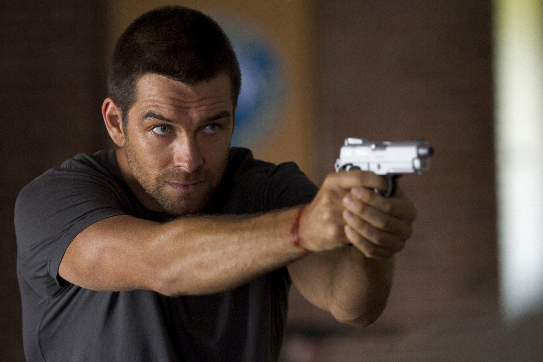 Antony Starr as Lucas kap in 'Banshee'