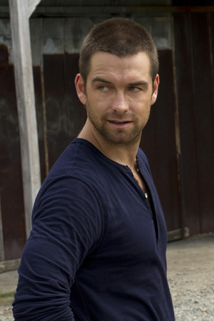 Antony Starr as Lucas hood in 'Banshee'
