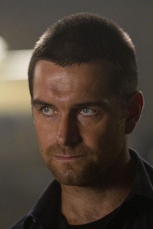 Antony Starr as Lucas mui xe in 'Banshee'