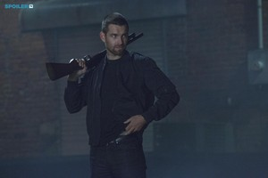 Antony Starr as Lucas kofia in 'Banshee'