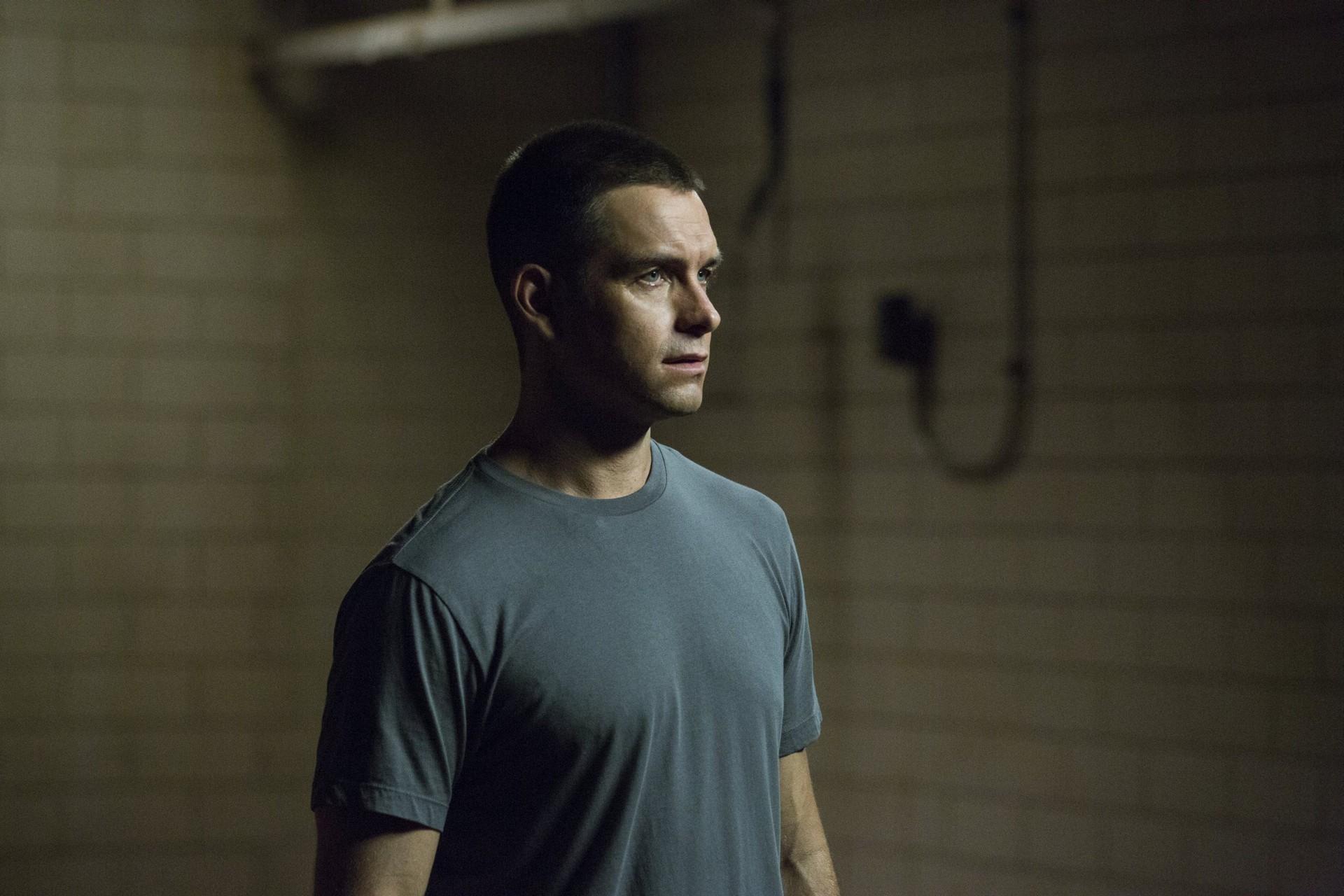 Antony Starr as Lucas mui xe in 'Banshee'