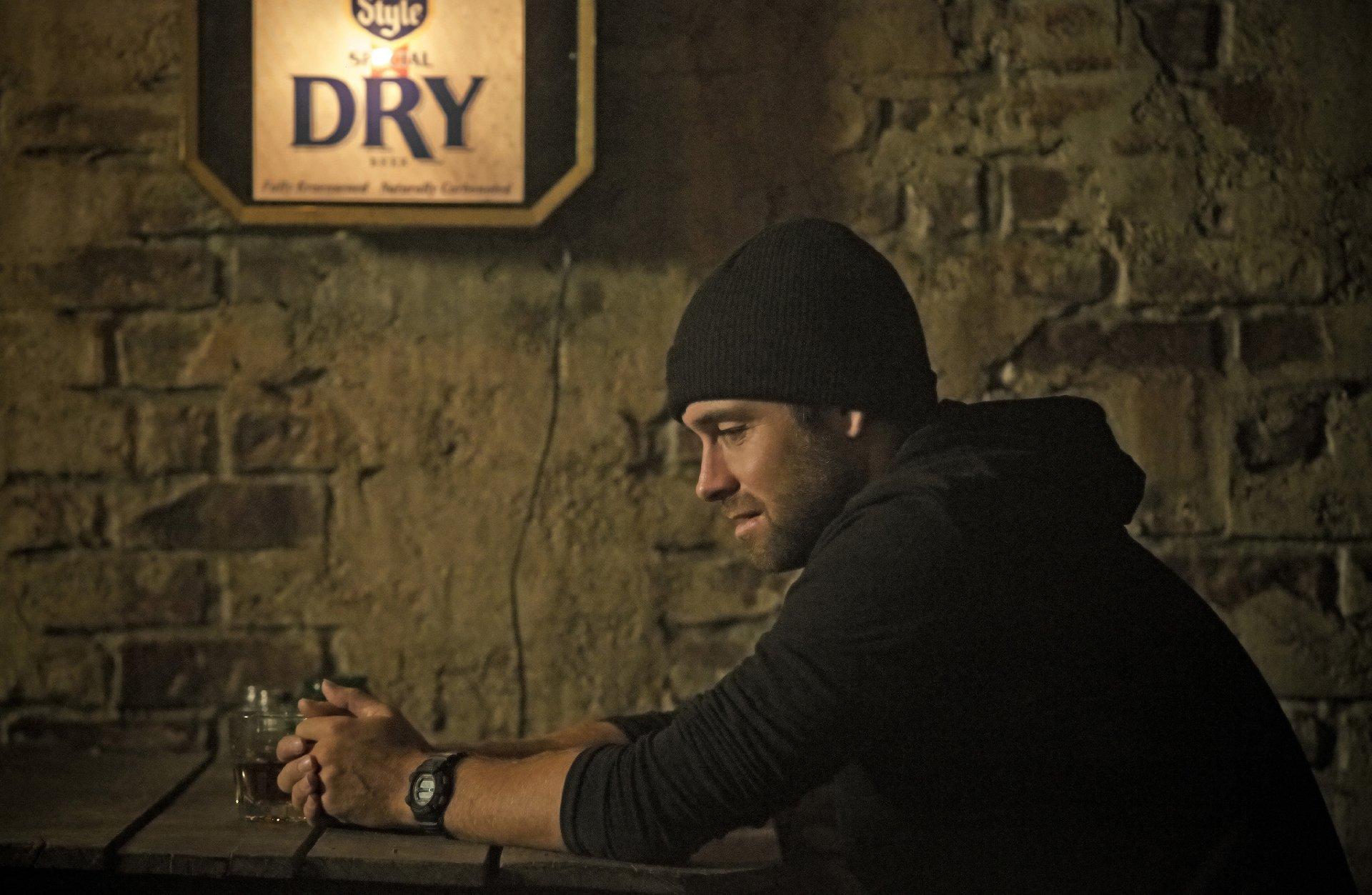 Antony Starr as Lucas हुड, डाकू in 'Banshee'
