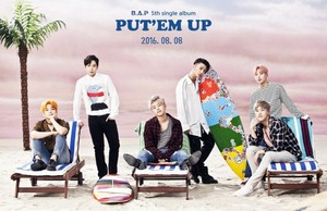 B.A.P drop a group teaser image for their upcoming single album!