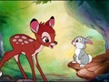 Bambi and Thumper - bambi photo