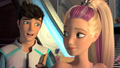 Barbie & Leo - barbie-movies wallpaper