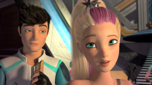 barbie & Leo (Star Light Adventure)