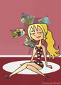 Be my Valentine - total-drama-island fan art