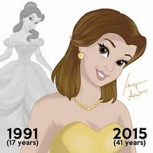 Belle (Going Through The Age)
