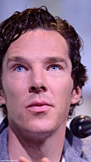 Benedict at Comic Con
