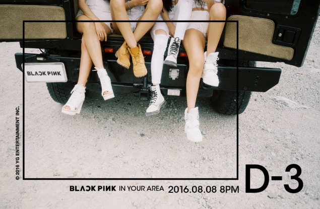 Black Pink continue counting down to debut with some more teaser images