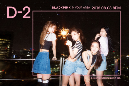Black 粉, 粉色 壁纸 titled Black 粉, 粉色 continue counting down to debut with some 更多 teaser 图片