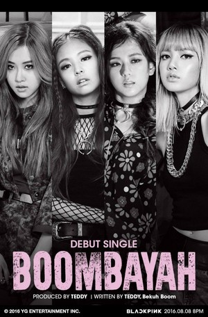 Black kulay-rosas to debut with 'BOOMBAYAH'!