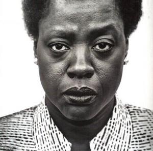 Black and White Portrait - Amanda Waller
