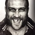 Black and White Portrait - Captain Boomerang