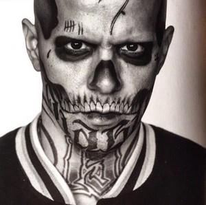 Black and White Portrait - El Diablo