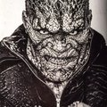Black and White Portrait - Killer Croc