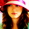 Blair Waldorf litrato possibly with a portrait called Blair Icon