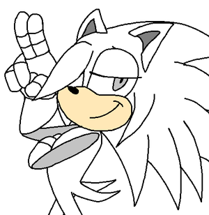 Blanche the Hedgehog