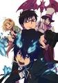 Blue Exorcist  - anime photo