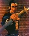 Bruce Lee dragon of jade golden harvest 1971 original photograph edit 2