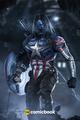 Bucky As Captain America - captain-america photo