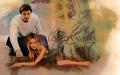 Buffy/Angel Wallpaper - Beloved Vampire - bangel wallpaper