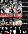 CAMH 20 in 20 Icon Contest Round 2 Category Set: Black and White with One Color - childhood-animated-movie-heroines photo