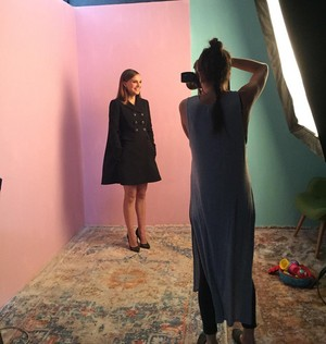 Caitlin Cronenberg W Magazine TIFF Portraits (September 11th 2016)