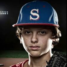 Caleb Logan 布兰特利 Baseball Portrait