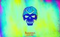 Captain Boomerang Skull fondo de pantalla