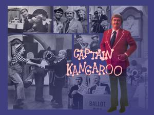 Captain کمگارو