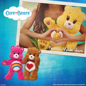 Care Bears @ Build a oso, oso de