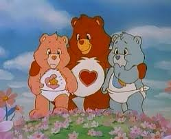 Tenderheart Bear comforts Baby Hugs and Tugs
