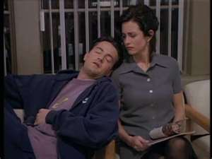 Chandler and Monica 10