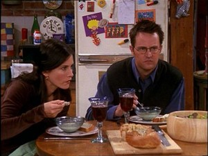 Chandler and Monica 18
