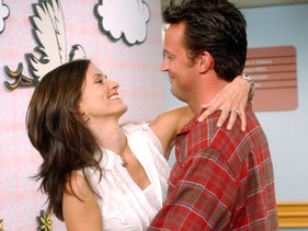 Chandler and Monica 26