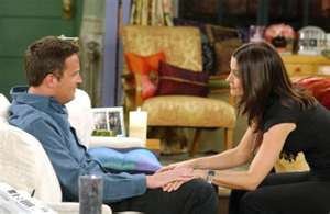 Chandler and Monica 9