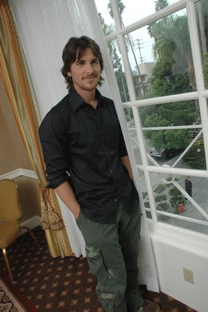 Christian Bale (2006)