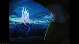 Золушка замок