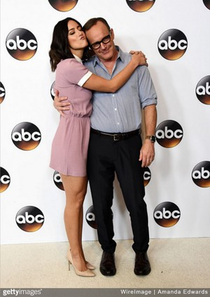 Clark and Chloe - TCA 2016