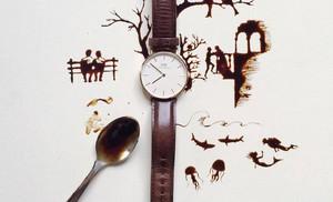 Coffee art 의해 Bernulia