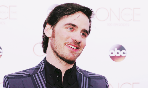 Colin O'Donoghue | Once Upon A Time 100th Episode Celebration