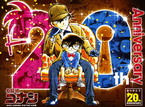 Conan and Shinichi