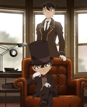 Conan and Shinichi