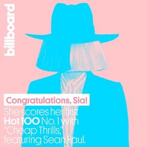 Congrats Sia