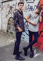 Connor and Brad - the-vamps photo
