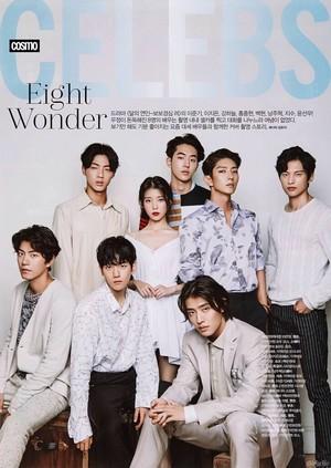 Cosmopolitan Korea 星, 星级 Style: Moon 爱人 - Scarlet 心 Ryeo Casts